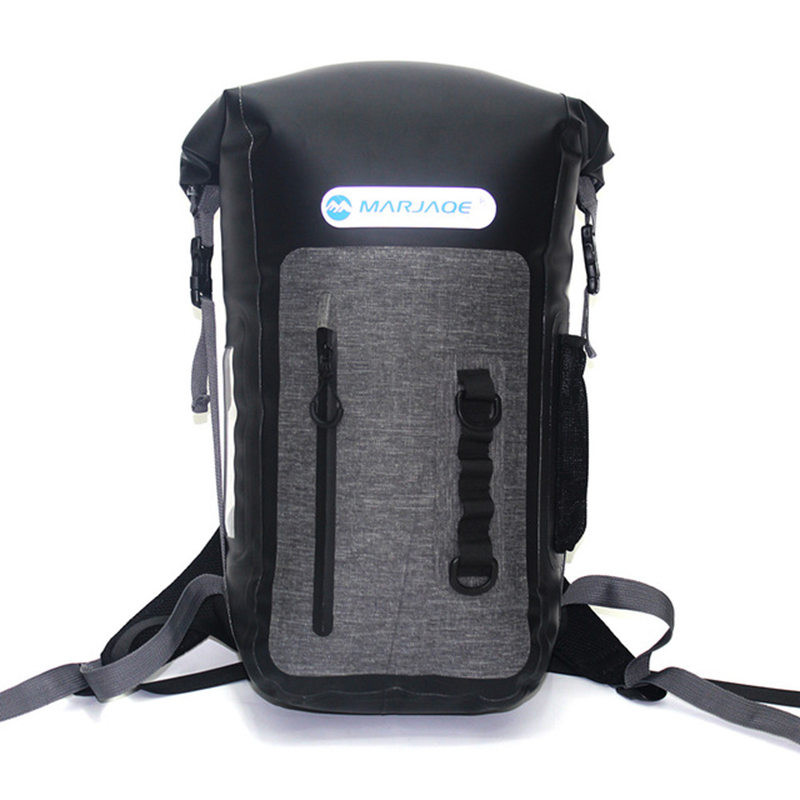 25L Backpack Dry Bag Waterproof Bags For Outdoor hiking fishing Trave Organizers Drifting Kayaking sac high capacity double shoulders high quality outdoor waterproof bags ultralight camping hiking dry organizers drifting kayaking swimming bags