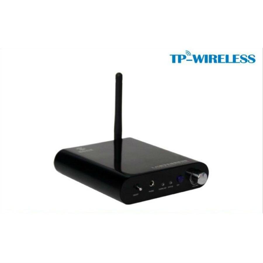 TP WIRELESS WTA03 Wireless Digital Rear Stereo Home Theater ...