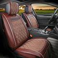 Cubierta de asiento de coche de cuero para Infiniti EX25/35 FX37/50/35 JX35 QX56 Q60S asiento Cojín del Asiento 5 4 Temporada Envuelve Proteger Manta 0419