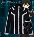 Sword Art Online 2 Kirito Cotton Hoodie & Jacket ALO Party Hallowmas Clothing Cosplay Costume M-2XL Free Shipping NEW