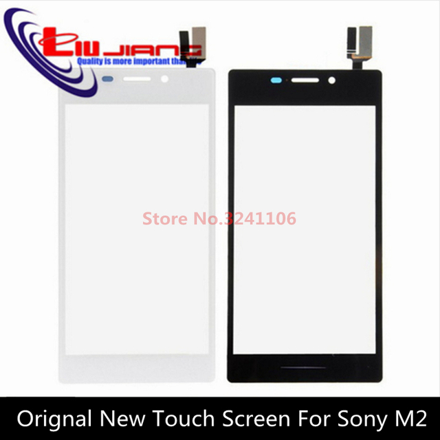 XIANHUAN Original quality For Sony Xperia Xperia M2 D2302 D2303 D2305 D2306 Touch Screen, free shipping
