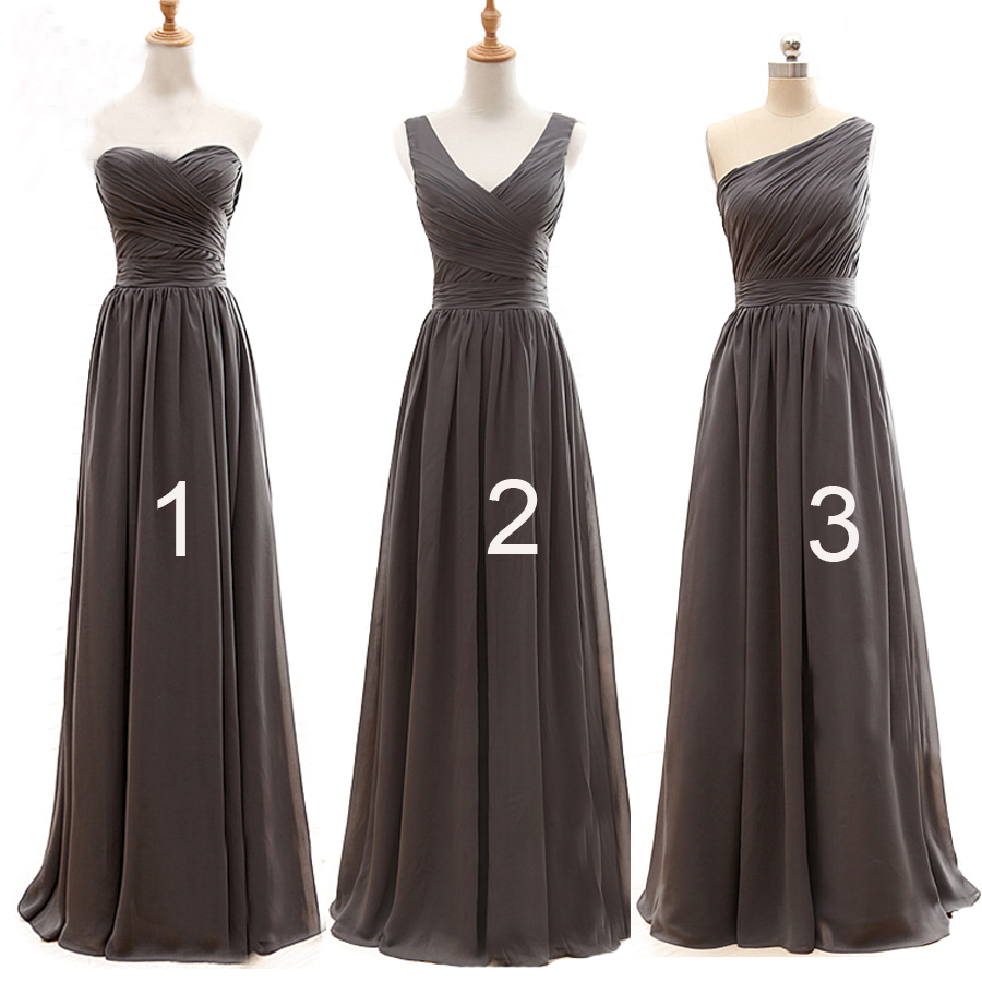 Compare prices on green and brown bridesmaid dresses online mint green long chiffon a line pleated bridesmaid dress under 50 brown wedding party dress 2016 ombrellifo Images