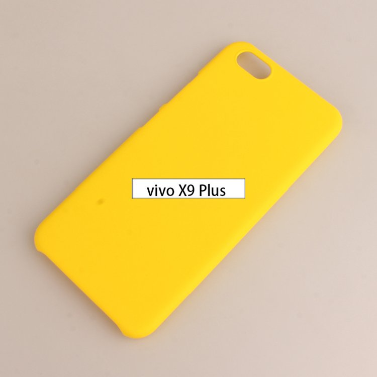 vivo X9 Plus matte simple colorful fashion style phone case 5.88 solid color cover X9Plus hard shell case