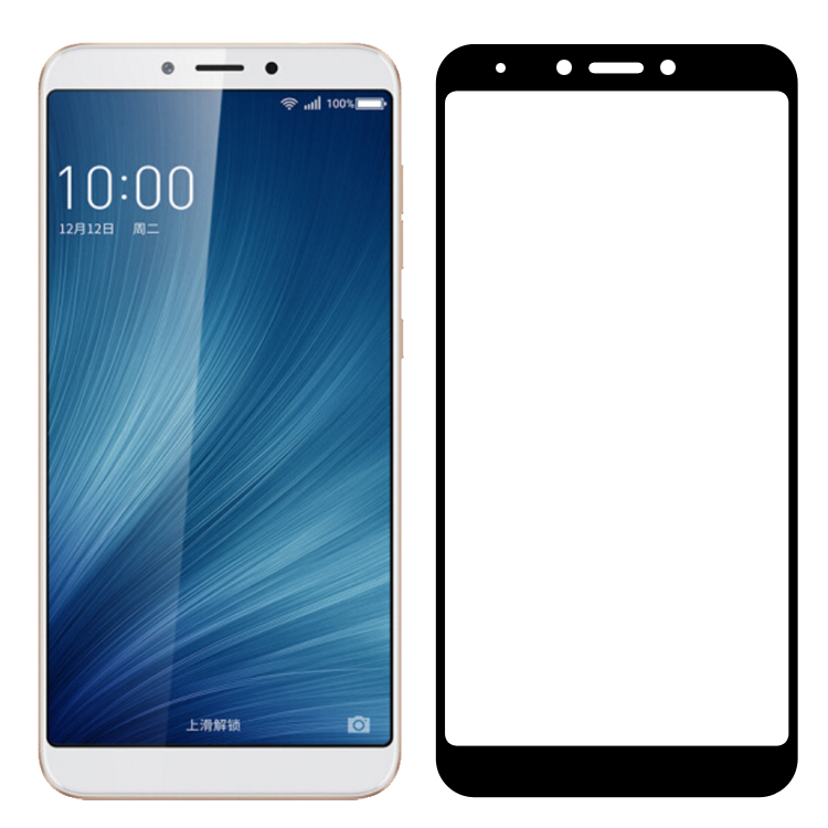 3D Tempered Glass For 360 N6 Full Cover 9H Protective film Explosion-proof Screen Protector For 360 N6