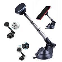Telescopic 360 Degree Rotation Car Windshield Mobile Phone Stand Bracket  Holder