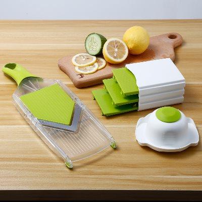 Plastic Cut Lemon Slices Fruit Tea Making Tool Household Shredding Kitchen Small Tool Multifunctional Fruit Cutting Machine