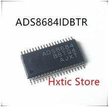 NEW 5pcs/lot ADS8684IDBTR ADS8684IDBT ADS8684 TSSOP-38  IC