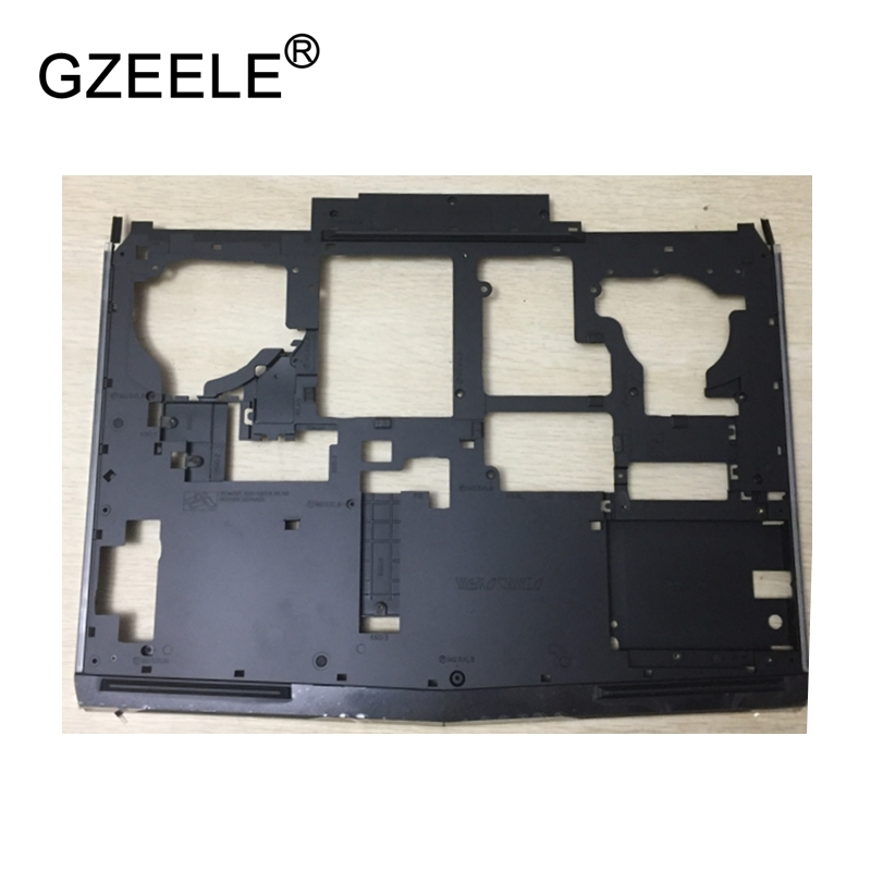 GZEELE New Laptop Replace Cover For DELL Alienware 17 R4 17.3 Laptop Bottom Base Cover lower case 0X2J1T X2J1T AP1QB000500 gzeele new laptop replace cover for lenovo for ideapad yoga 2 pro 13 base bottom cover lower case