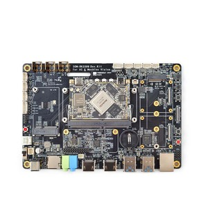 SOM-RK3399 AI Developer kit WiFi BT Support Gbps Ethernet and Dual-screen display Android/Ubuntu/QT/buildroot HDMI IN/OUT
