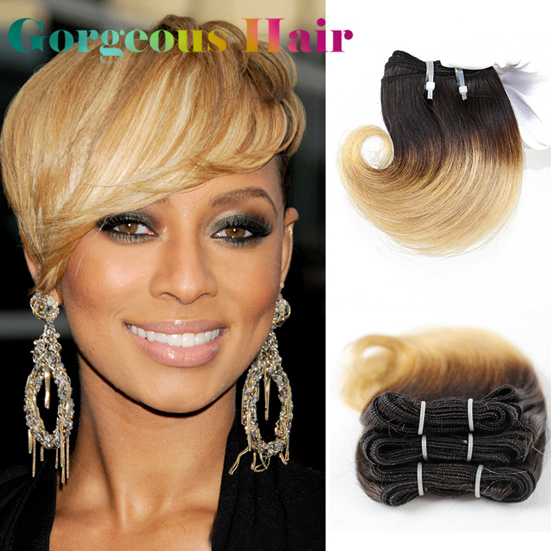 Body Wave 12pcslot 300g 8 5a Brazilian Ombre Hair Extensions 1b27