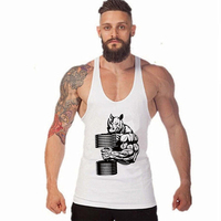 Street Apparel Muscle Gyms Clothing Tank Top Men Casual Mens Bodybuilding Clothes Fitness Men Body Stringers