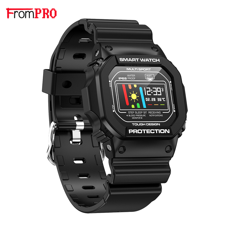 <font><b>X12</b></font> ECG+PPG Smart Watch Men Women Blood Pressure Heart Rate Monitor bracelet IP68 Waterproof <font><b>Smartwatch</b></font> for Android IOS phone image