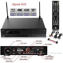 Original Egreat A10 TV BOX Hi3798C V200 CPU Android 5.1.1 2G 16G WIFI LAN HDR10 Blu-ray 3D Bluetooth 4.0 Media Player HDMI 2.0