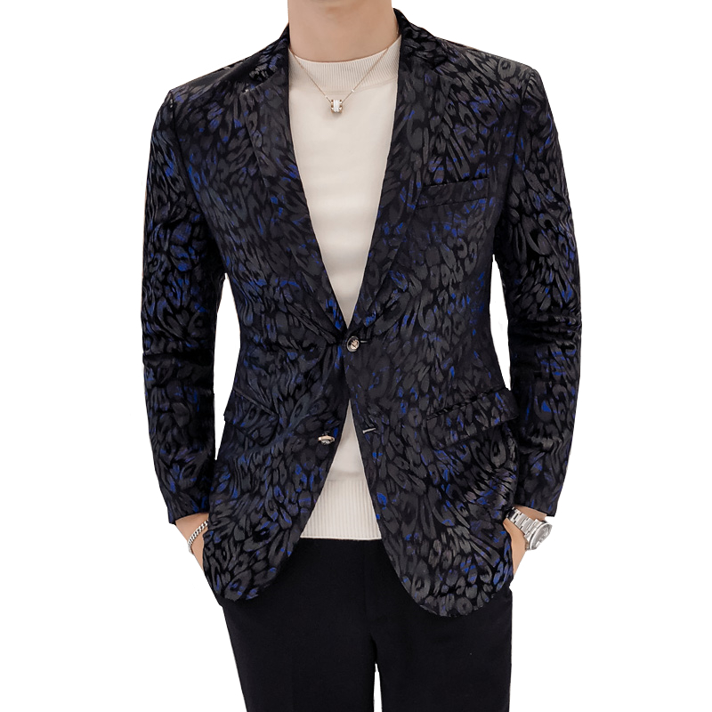 Высококачественные черные мужские куртки и пальто тонкий дизайн мужской пиджак Азии размеры s M L XL XXL XXXL мужские спортивные пиджаки 2019