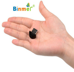 Ecosin2 Новый мини USB Bluetooth адаптер для ноутбука ПК Win Xp Win7 8 для iPhone 4GS 5GS Прямая поставка подарок 17mar22