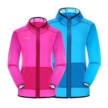 Reflective Running Jacket Light Thin Rain Coat Skin Hoody UPF Protection Packet Travel Hiking Camping Cycling Jersey Run Jackets