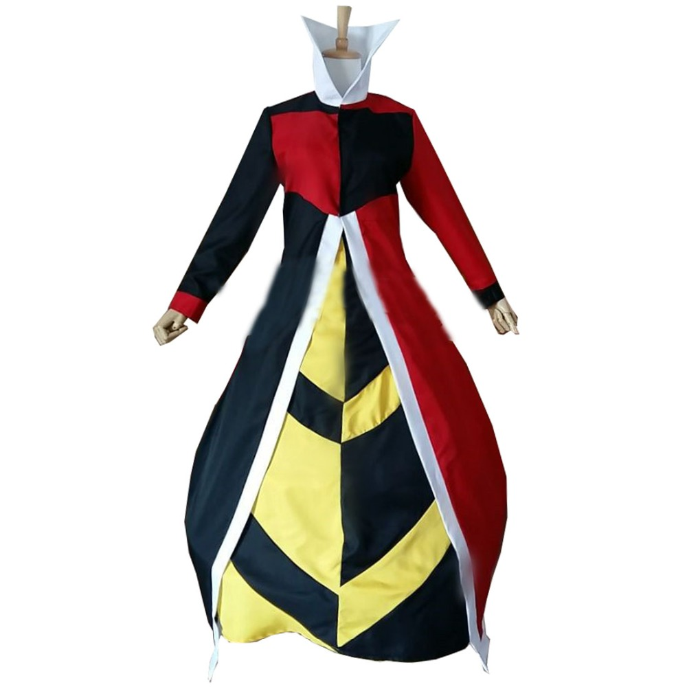 2016 halloween costumes Alice In Wonderland cosplay queen of hearts cosplay costume dress queen of hearts Cosplay Dress