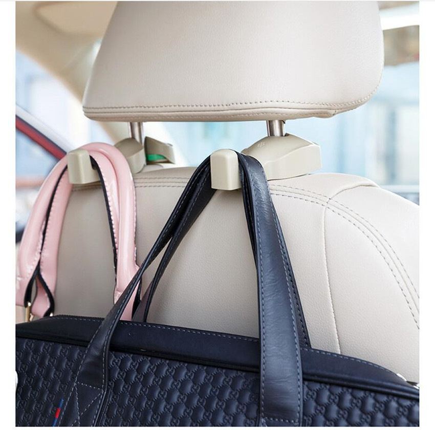 Industrious 2pcs Car Seat Hook Accessories Portable For Ford Focus 2 3 4 Mk3 Mondeo Kuga Fiesta C-max Ka For Buick Excelle Encore Spel Mokka Automobiles & Motorcycles Car Tax Disc Holders