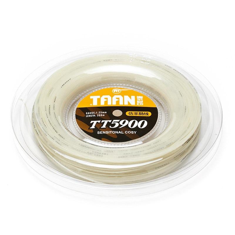 TAAN TT5900 sensitonal cosy(200m,Synthetic Gut tennis String)TAAN TT5900 sensitonal cosy(200m,Synthetic Gut tennis String)