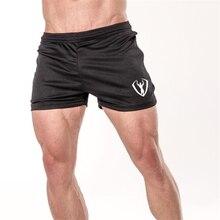 2019 Fashion Men Sporting Beaching Shorts Trousers Cotton Bodybuilding Sweatpants Fitness Short Jogger Casual Gyms Men Shorts