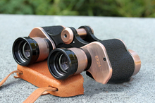 2 Color 6X24 Zoom Binoculars Telescope Night vision with Reticle View 145M/1000M Eyepiece Focusing for Hunting Camping