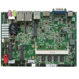 Image 4 - Fanless Intel Atom N2800 Mainboard with 2Gb Memory 6x COM 6x USB 2x LAN 1x HDMI 1x VGA Industrial Motherboard for POS system