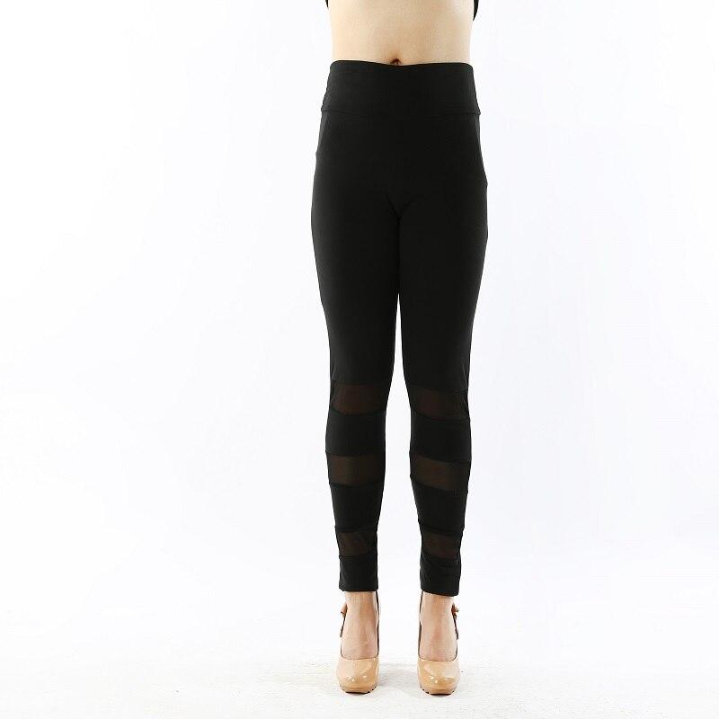 womens bottoms high elastic   pants     capris   womens   pants   casual   pants   ankle-length   pants   S-XXL