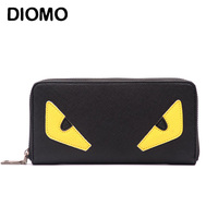 A New Express On Behalf Of 2015 Small Monster Zip Wallet Wallet Hot Korean Fashion Lady