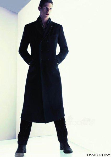 Overcoat design