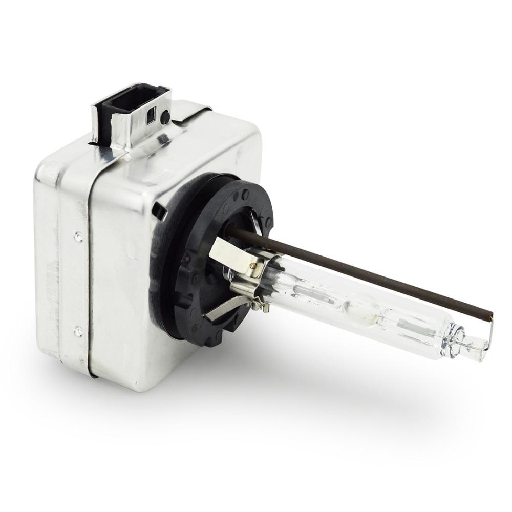 D1S xenon ampul metal tutucu 12 V 35 W HID xenon ampul lamba D1s - Araba Farları - Fotoğraf 3