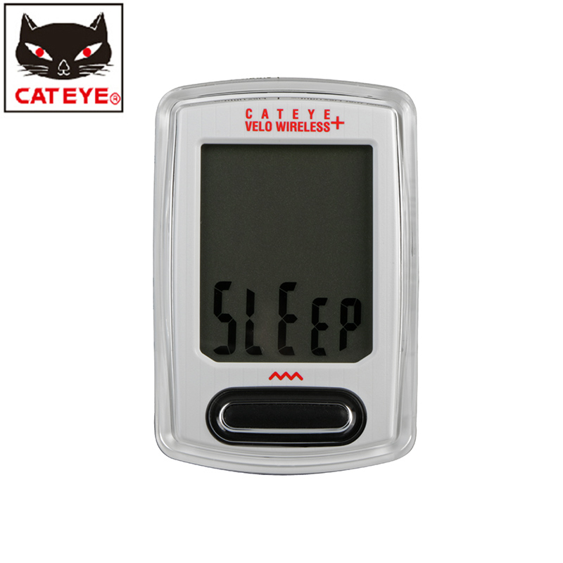 CATEYE Bicycle Cycling Wireless Digital Computer Speedometer Waterproof Multifunction Bike Odometer Backlight Bike Stopwatch cateye bicycle computer wired bike speedometer with cadence sensor mtb rode bike stopwatch computer speedometer for bicycle