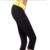 Super stretch super mulheres perda de peso calças sauna emagrecimento shaper quente leggings capri shorts para as mulheres neoprene esportes yoga calças