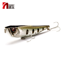 NOEBY Fishing Lures NBL9154 Pencil Lure 100mm 18g ABS Hard Bait Sea Fishing Wobblers Tackle Pesca Laser Technology VMC Hooks noeby fishing lures nbl9069 popper lure 140mm 40g classic sea fishing wave climb hard bait vmc fishhook tackle pesca top water