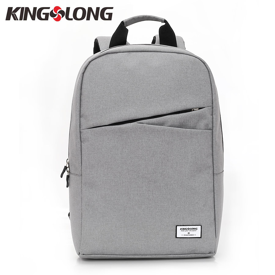 KINGSLONG Fashion Male Mochila Leisure Travel backpack for 15.6 Inch Laptop Lightweight Daypack School Bag for Students #53