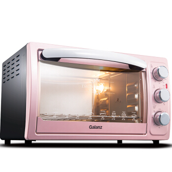 KWS1530LX-H7G Electric Oven Home 30 Liters Capacity Baking Tools Rotate The Fork Built-in Stove Lights Rose Gold литой диск replica lx 78 7 5x18 6x139 7 d106 2 et25