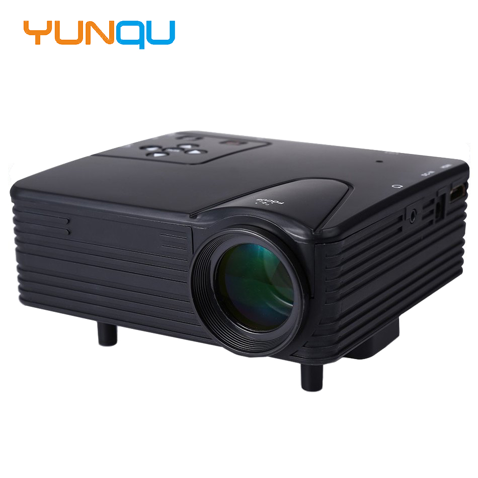 Hiperdeal Home Cinema Theater Multimedia Led Lcd Projector: New H80 Mini Home Cinema Theater Multimedia LED LCD HD