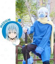 That Time I Got Reincarnated as a Slime Tensei shitara Datta Ken Rimuru Tempest Coats Jackets Outerwear Cosplay Costumes