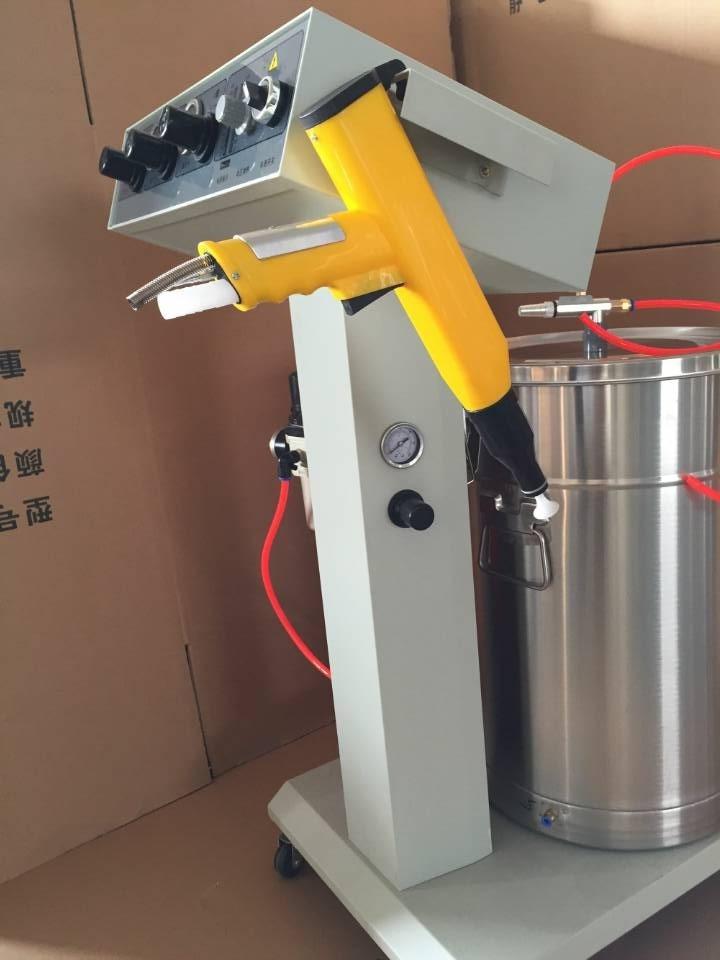 Celá sada elektrostatického práškového lakovacího stroje s - Elektrické nářadí - Fotografie 2