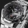 Winner 2016 Luminous Clock Men Automatic Watch Skeleton Military Watch Mechanical Relogio Male Montre Homme Watch