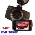 140 degrees 1200Mega Car DVR Camera HD 1080P Car DVR Video Recorder car camera dash cam Vehicle Blackbox DVR Free shipping