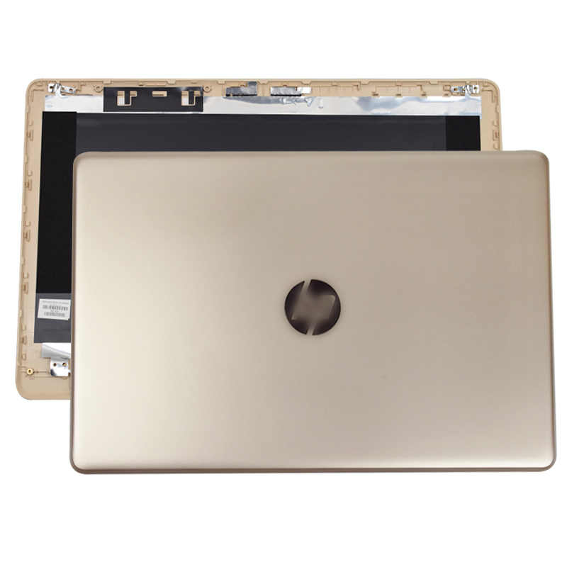 New Laptop Lcd Back Cover For Hp Laptop 17 Bs Lcd Back A Cover 17 3 Original Silk Gold Lcd Cover 926483 001 933292 001 Aliexpress