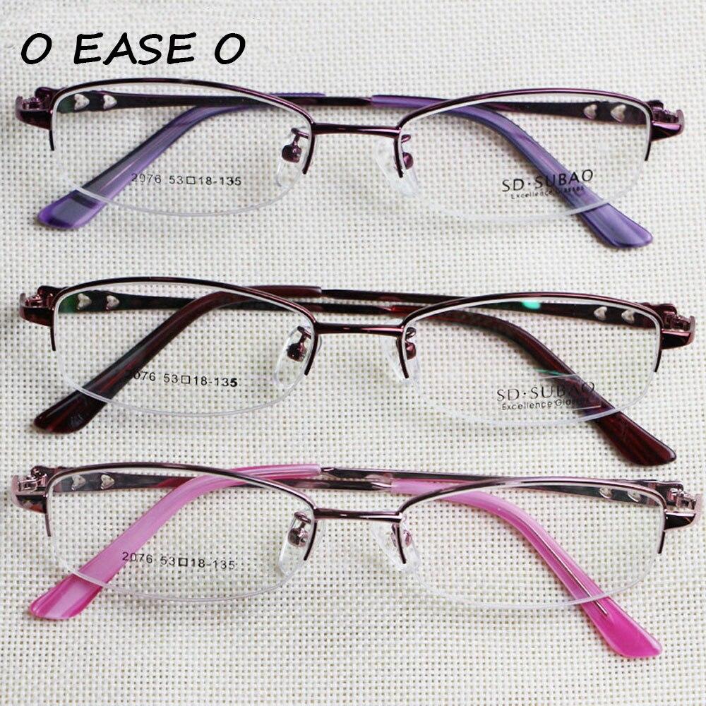 2017 Halbrand Markendesign Edelstahl Speicher Titan Brille Brillenrezeptschauspiel Optische Rahmen 2076 Ausgereifte Technologien