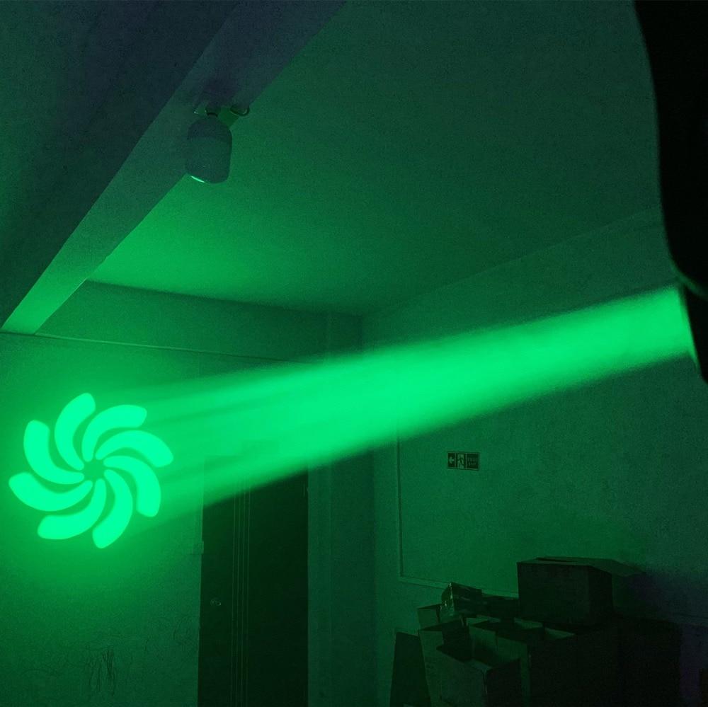 גלגל הזזת LED דיסקו 14
