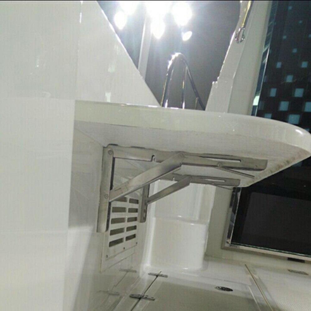 Aliexpress.com : 2 Stücke Deck Tischklemme Wand Montiert Klapptisch  Regaltragarm Marine Edelstahl Von Verlässlichen Marine Stainless  Steel Lieferanten Auf ...