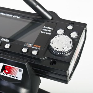 Image 5 - Flysky FS GT3B 2.4G 3CH Radio Model Afstandsbediening Lcd Zender En Ontvanger Voor Rc Auto Boot