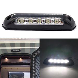 Image 2 - רכב סטיילינג 12V עמיד למים פנים קיר מנורות אור בר RV LED סוכך מרפסת אור לקרוון קרוון RV ואן