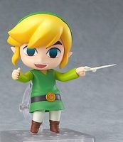 Nendoroid Link The Legend of Zelda The Wind Waker Posable Action Figure 413 NEW in Box