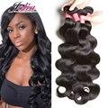 Jolia Перуанский девы волос объемная волна млечный путь человеческих волос weave 3 шт. лот 100% девственницы человеческих волос weave natural black 8-30 дюймов