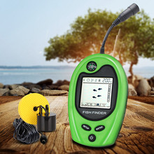 Portable Marine GPS Fish Finder with Compass