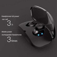 X18 TWS беспроводные наушники Bluetooth наушники беспроводные наушники гарнитура для наушников вкладыши спортивные наушники телефон с микрофоном для телефона